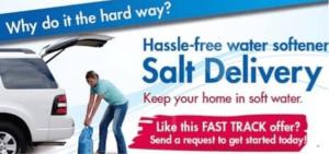Salt Delivery
